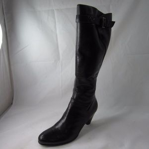 0cb287e0104 ECCO Size 6-6.5 Brown Strap Boots Shoes For Women